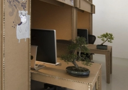 Sustainable creative office